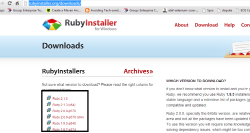 DownloadRuby