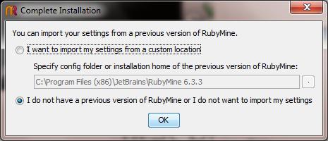 Rubymine_import