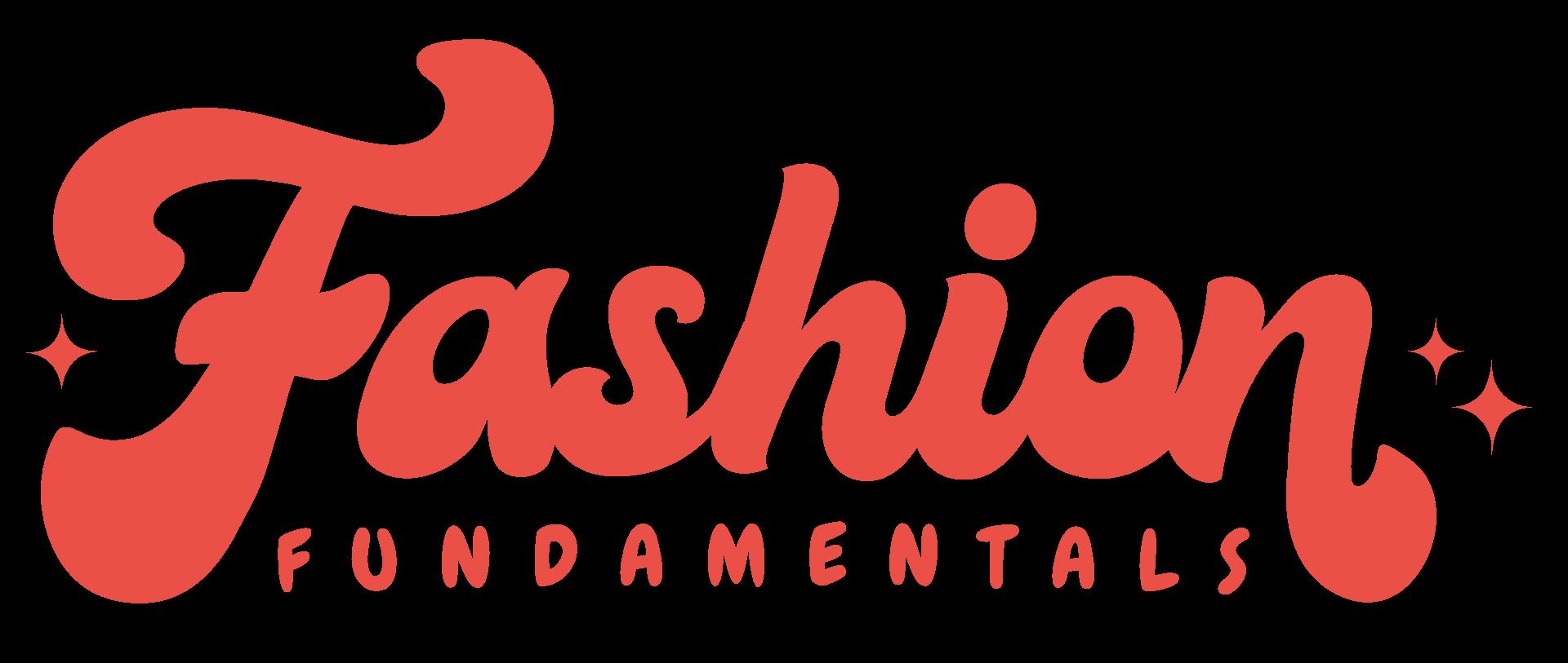 Fashion Fundamentals