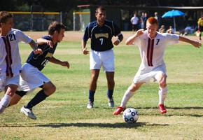 Westmont Men's Soccer