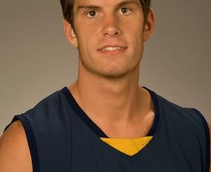 Chris Devine of UCSB Men's Basketball