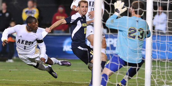 Akron Zips - NCAA College Cup