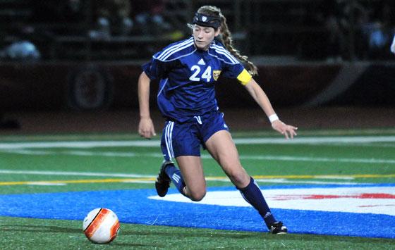 Rachel Smith - Dos Pueblos Soccer