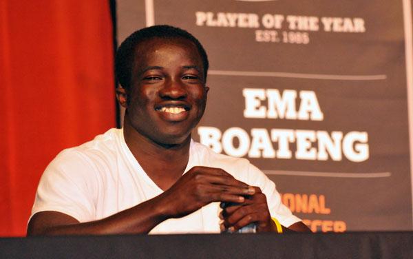 Ema Boateng - Gatorade National Player of the Year
