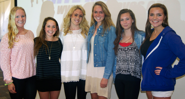 Women and Girls in Sports Luncheon