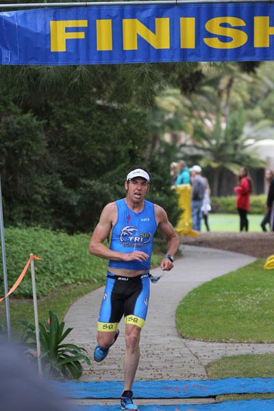 Kyle Visin - Kendra Payne Triathlon