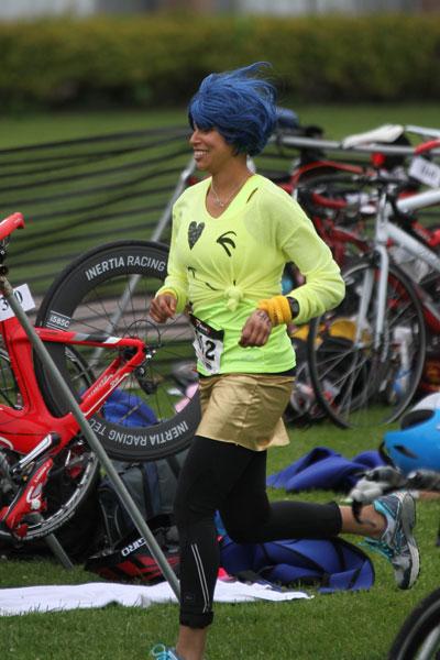 Kendra Payne Triathlon