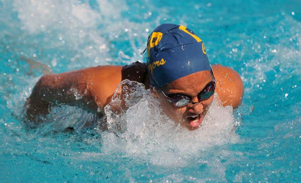 Maelyn Adornetto - Dos Pueblos Swimming