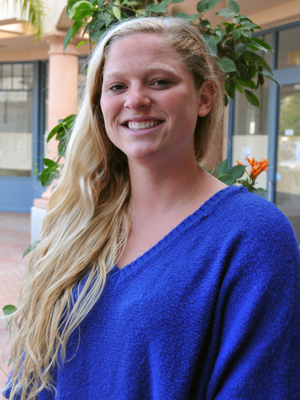 UCSB's Ruth Milne