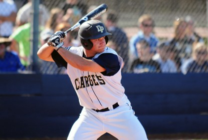 Dos Pueblos' Anthony Spiritosanto slugged an RBI double - the game's only extra-base hit - on Friday.