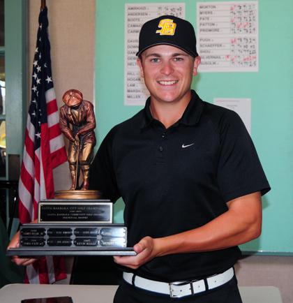 Brett Silvernail - 2013 Santa Barbara City Championship