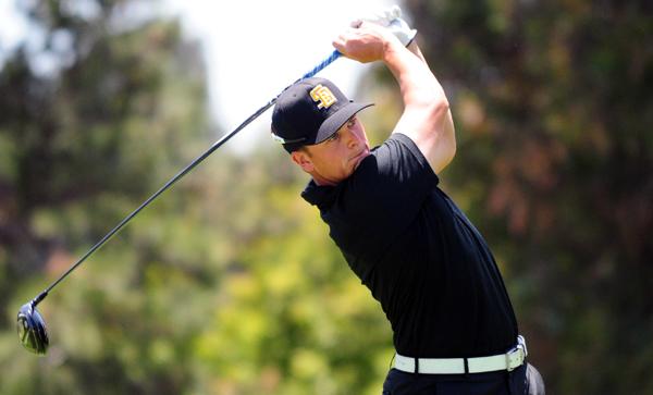 Brett Silvernail - Santa Barbara City Golf Championship