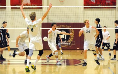 Santa Barbara vs. Oak Park CIF boys volleyball