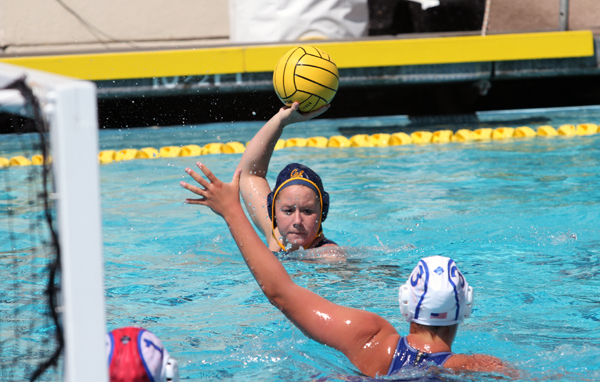 Dos Pueblos alum Tiera Schroeder and the Cal Bears finished fifth at the MPSF Championships.