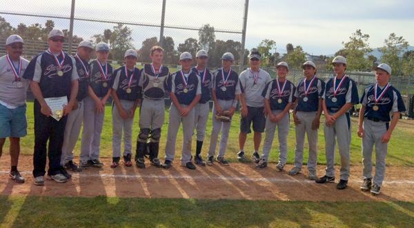 Santa Barbara Stingrays Club Team