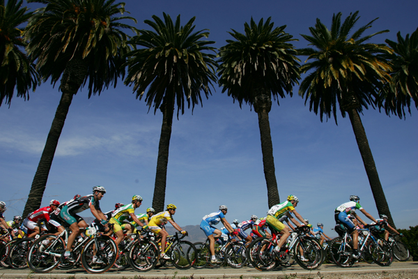 Barney Berglund was instrumental in bringing the Amgen Tour of California to Santa Barbara (Courtesy Photo)