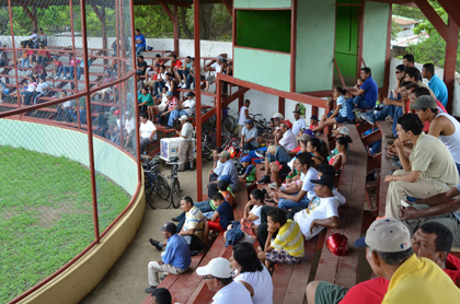 Baseball is an incredibly popular sport in Nicaragua