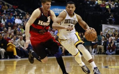 Orlando Johnson vs Kyle Korver