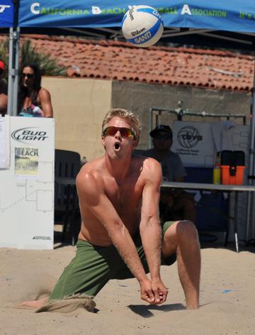 Will Montgomery - Beach Volleyball