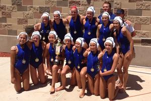 Santa Barbara's champion U12 Girls Team