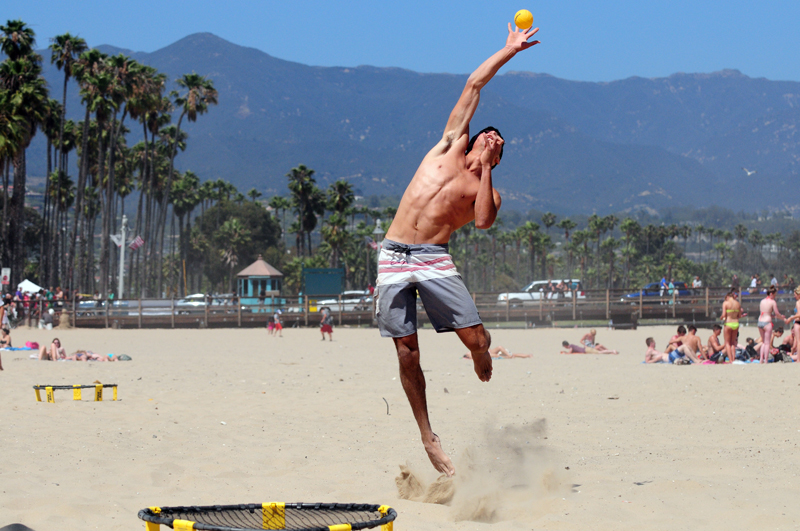 Spikeball - Santa Barbara