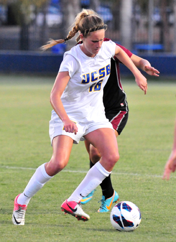 Allie Ariniello - UC Santa Barbara