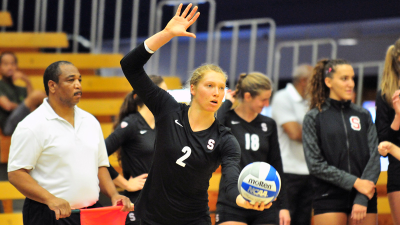 Carly Wopat - Stanford Women's Volleyball