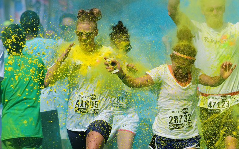 Run or Dye - Santa Barbara