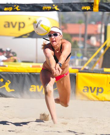 Kerri Walsh Jennings - AVP Santa Barbara Open