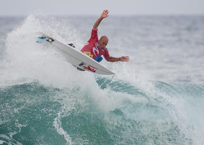 Kelly Slater - ASP/ESPN pro surfer