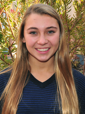 Phoebe Madsen had 11 kills and 10 digs to spark Laguna Blanca to a sweep over Cate.