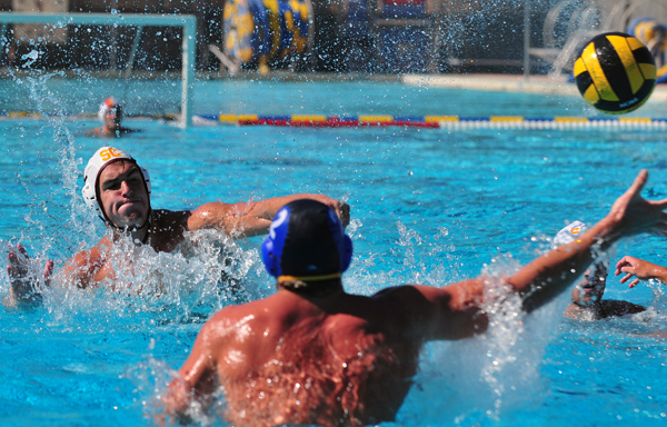 UCSB vs USC men's water polo