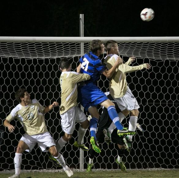 UCSB men's soccer vs. Sacramento State