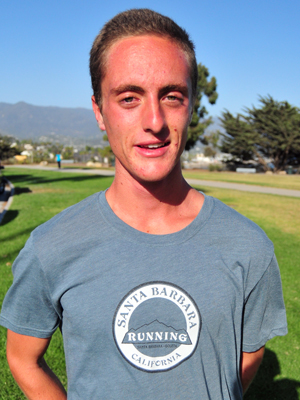 Cole Smith - Dos Pueblos Cross Country