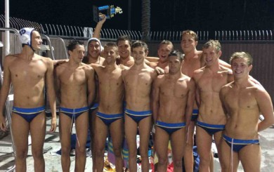 Dos Pueblos Boys Water Polo Team