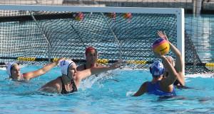 USA Water Polo vs Greece