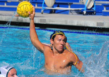 Channel League MVP Blake Parrish (Dos Pueblos High).
