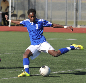 Geaffrey Acheampong - Cate School Soccer