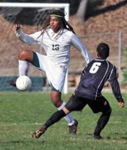 Jumoke Hutton - SBHS Soccer