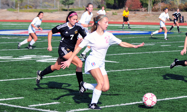 San Marcos' girls soccer team outscored its opponents 9-2 in four matches.