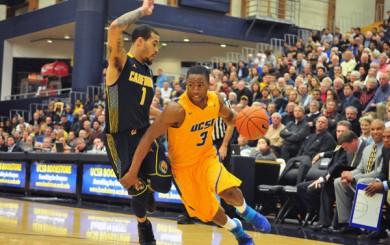 Zalmico Harmon - UCSB Men's Basketball