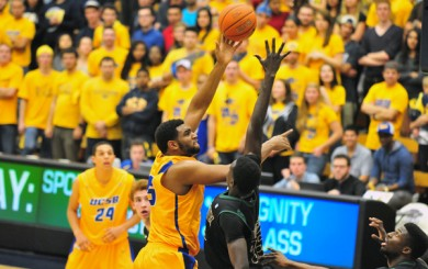 Alan Williams - UCSB Basketball