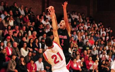 Bishop Diego vs Carpinteria Basketball