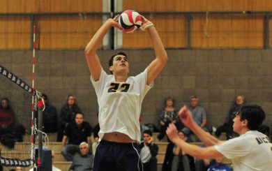 Jonah Seif - UCSB Volleyball