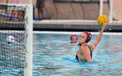 Makenzie Fischer - Laguna Beach Water Polo