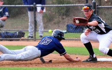 San Diego Christian vs. Westmont Baseball