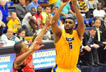 Alan Williams - UCSB Basketball