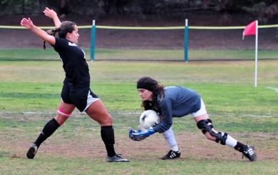 Bishop Diego vs. Citrus Valley CIF Soccer