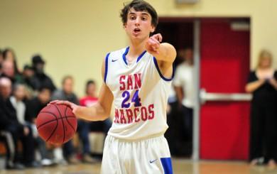Bryce Ridenour - San Marcos Basketball