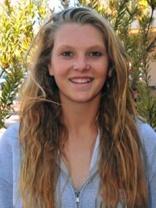 Jenna Phreaner - San Marcos Water Polo